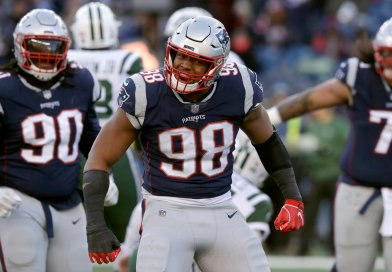 The Patriots Should Not Be Expected To Use The Franchise Tag On DE Trey Flowers