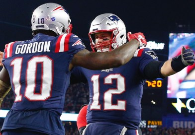 Tom Brady's Recent Outing With Josh Gordon Was All About Winning Off The Field