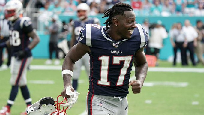 Antonio Brown Says He Wants To Return To The Patriots In His Latest Video