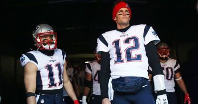Tom Brady And Julian Edelman Have An Incredible Undefeated Record At Home Against The AFC During The Regular Season
