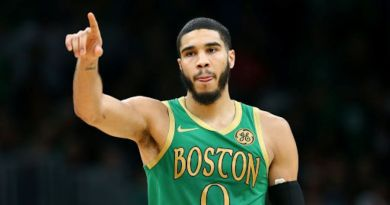 Celtics Reportedly Sign Jayson Tatum To A Long Term Deal