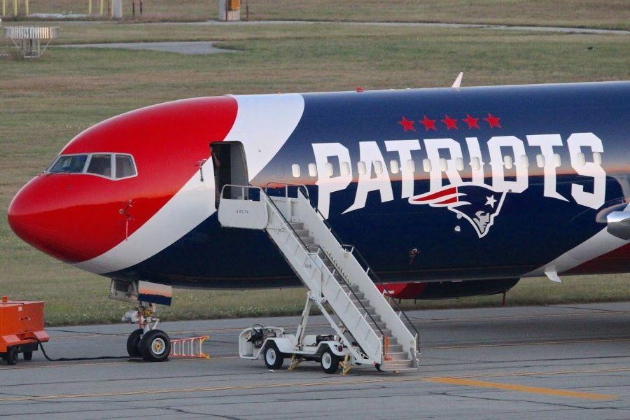 The Patriots Are Sending Air Kraft To Super Bowl LV