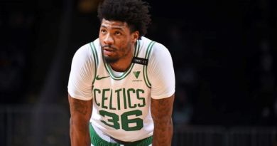 Marcus Smart Is Suspended For Tonights Game For Threatening An Official And Twitter Is Having Fun With It