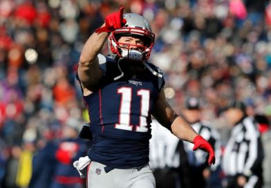 New England Patriots Will Honor Julian Edelman At Halftime This Sunday Vs The Saints