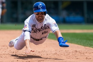 Image result for whit merrifield picture
