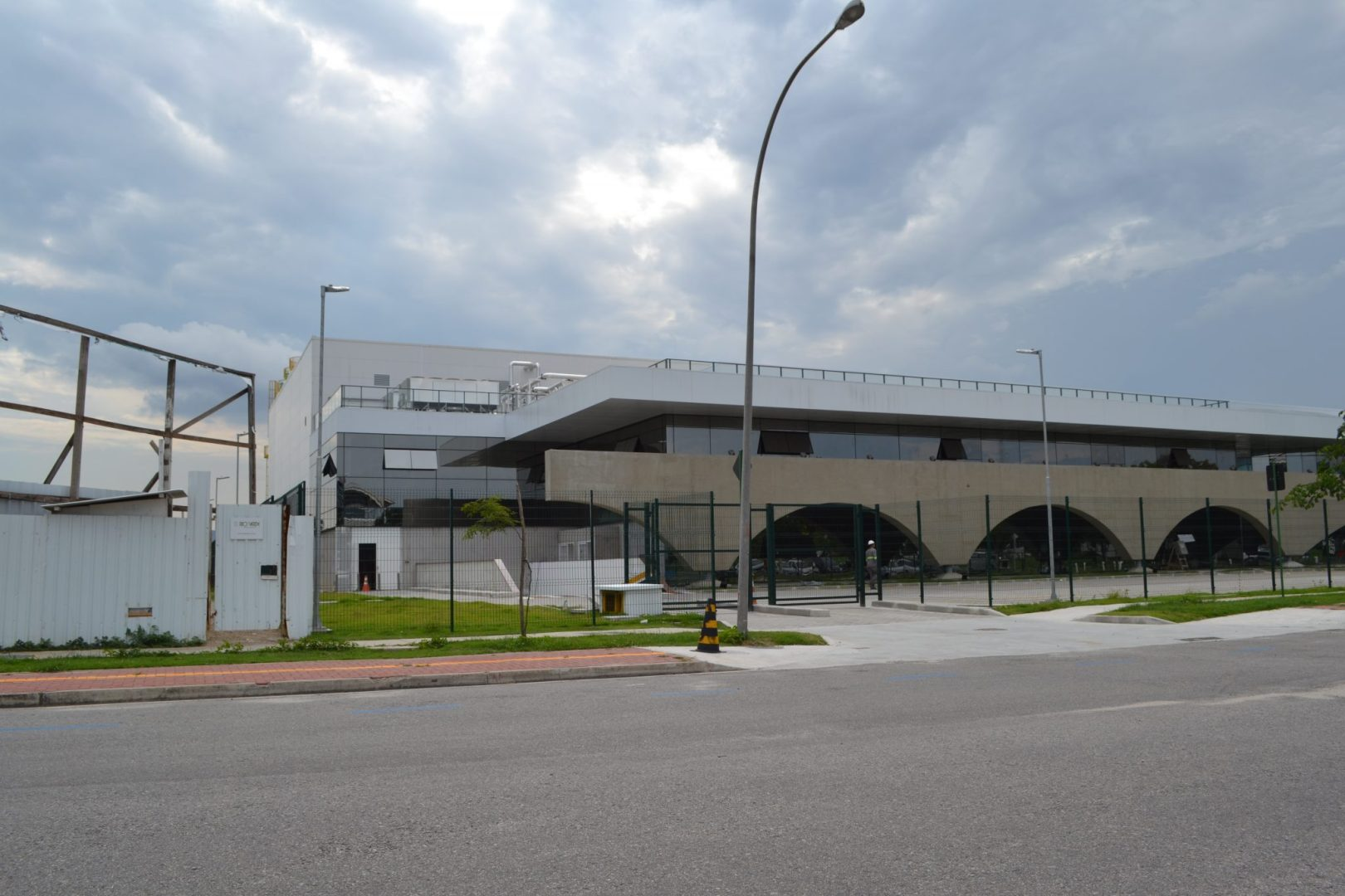 CENTRO DE PESQUISA AMBEV - RJ - Kingspan Isoeste