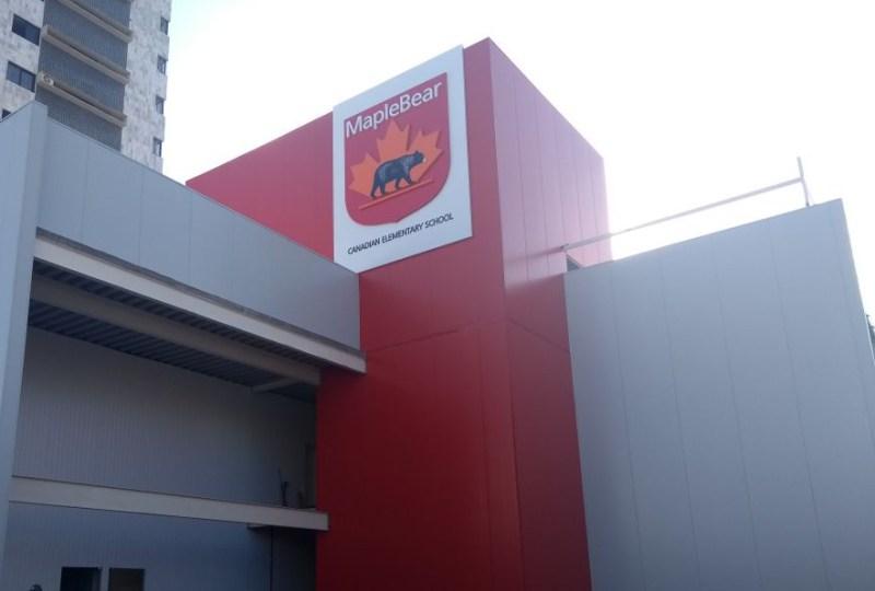 Escola de Idiomas MapleBear - Kingspan Isoeste