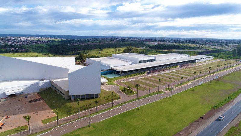 Centro de convenções - Kingspan Isoeste