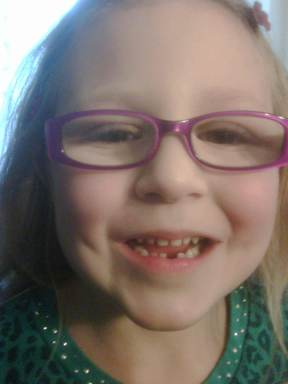 Kylie's First Lost Tooth