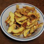 Dried Peach Slices Summer 2013
