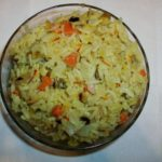 Herbs in Cooking Persian Jeweled Rice