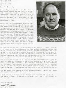 Len Johnson Letter to NDP supporters.jjpg