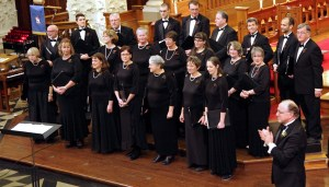 Kingston Chamber Choir