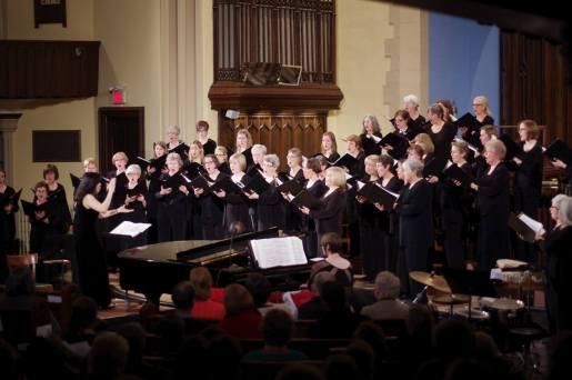 Cantabile women's chorus (2)