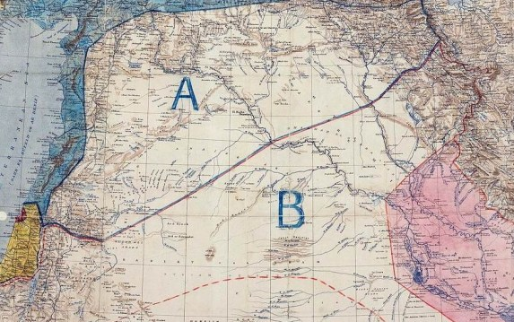 Learn more about the Sykes-Picot Agreement on Wikipedia