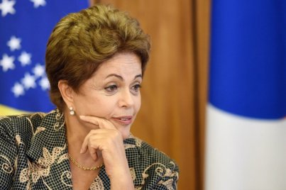 President Dilma Rousseff - Brazil