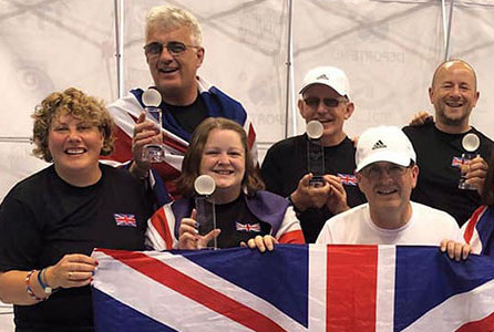 Blind British tennis champion chases Kingston firm's £20k prize to fund Paralympic dream
