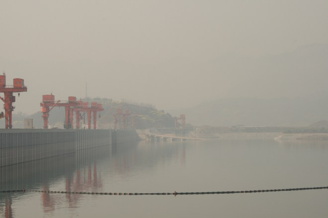 Three Gorges Dam - China
