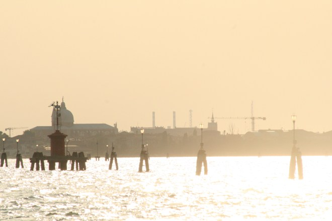 Photograph Leaving Venice