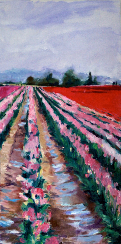 The Days of Wine & Tulips