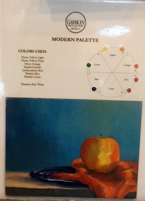 Modern Palette