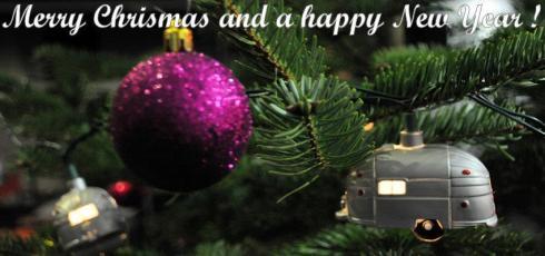 Airstream Christmas Lights