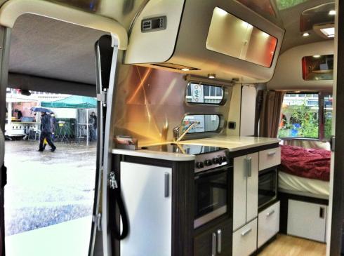 Airstream Cozy