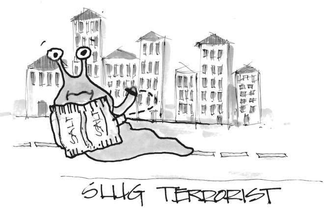 Slug Terrorist