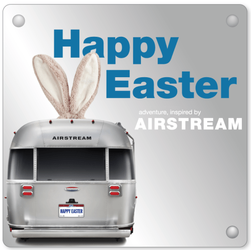Airstream Easter