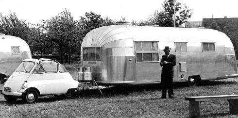 Airstream little car