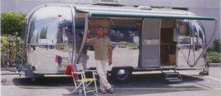 Airstream Mark Hamon