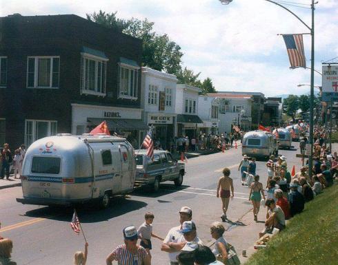 Airstream parade