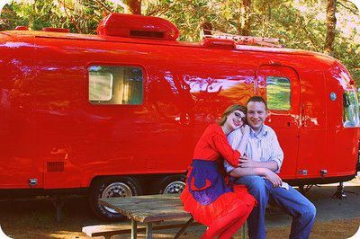 Airstream red
