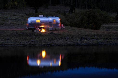 Airstream Reflection