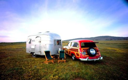airstream woody