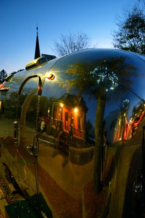 Airstream  house