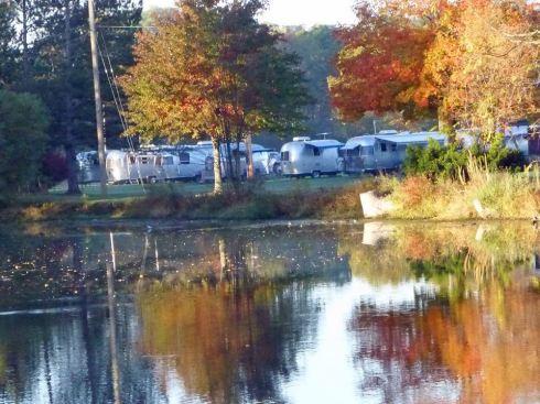 Airstream  lakeside