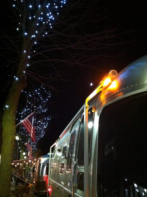 Airstream tree
