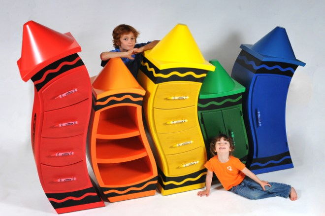 Crayon  Furniture