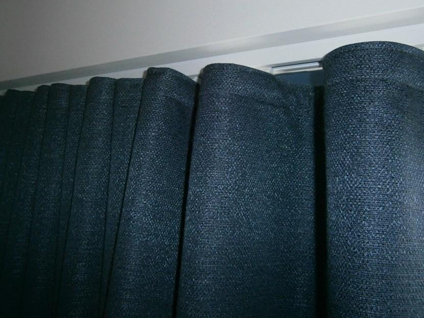 Wave Fold Curtain