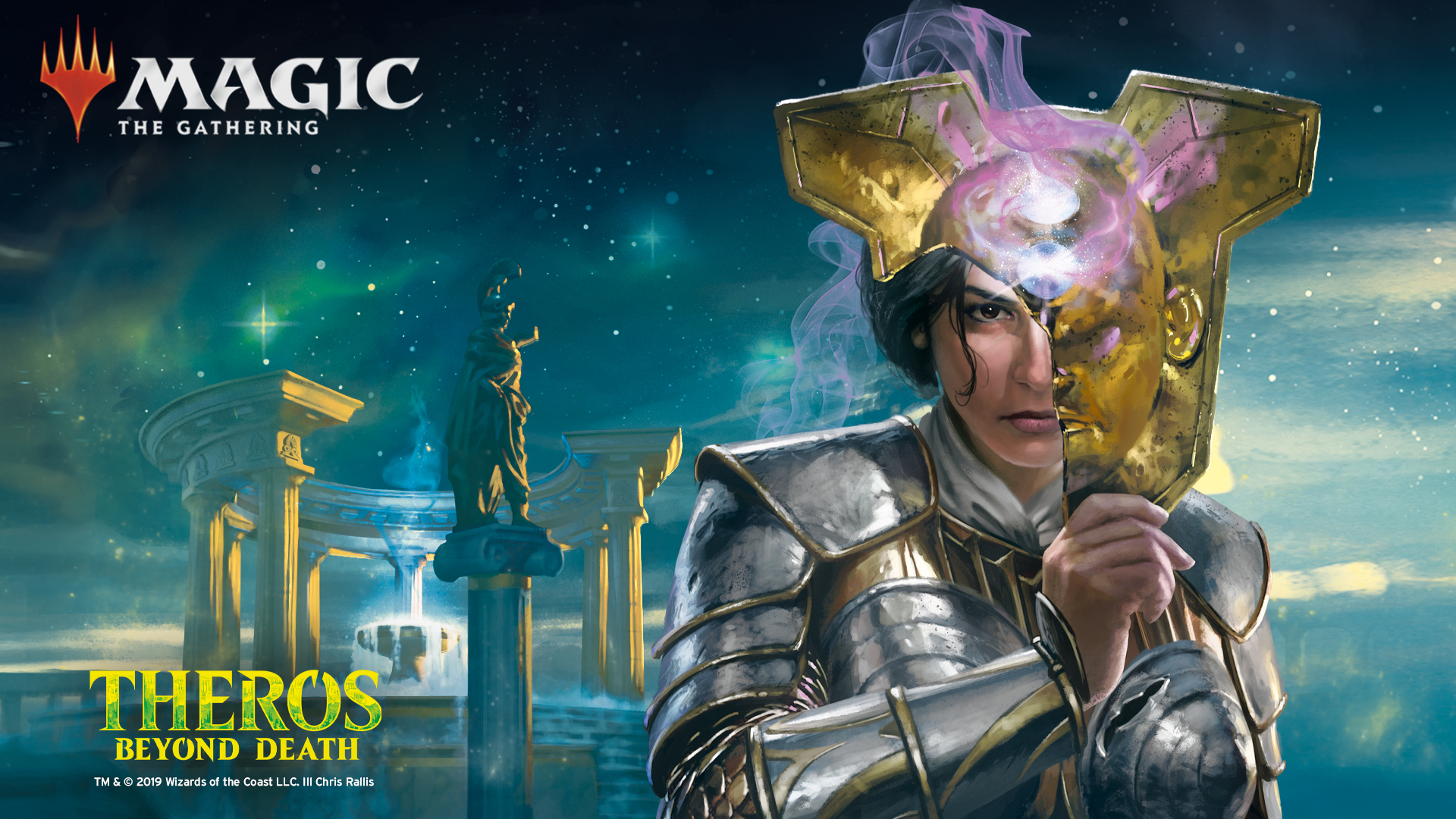 Magic: Theros Beyond Death Prerelease