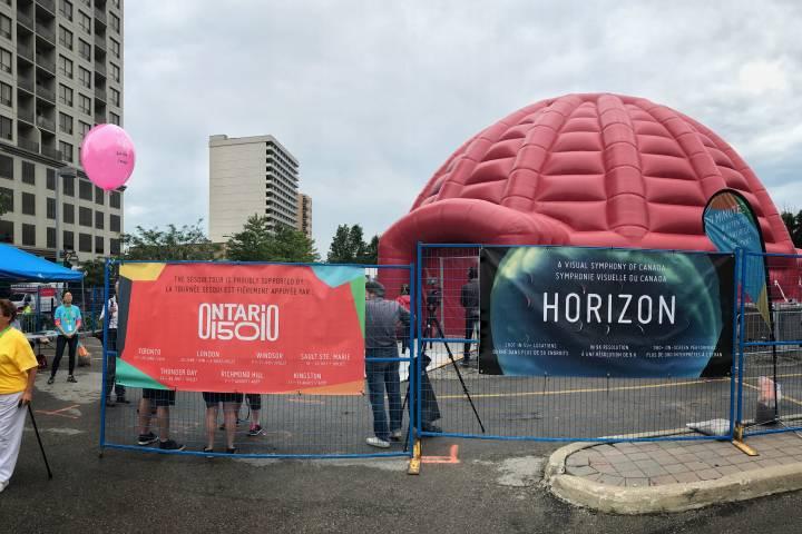 Coming to Kingston: SESQUIdome to feature HORIZON