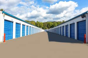 affordable storage units in kent