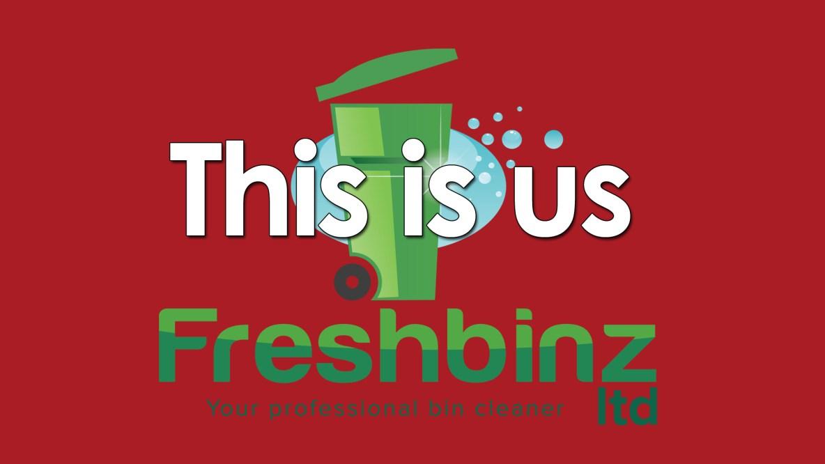 Red Image of Freshbinz Logo
