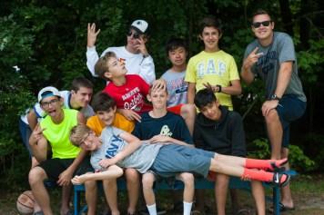 cabin photo summer friendships
