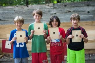 riflery boys summer camp discipline