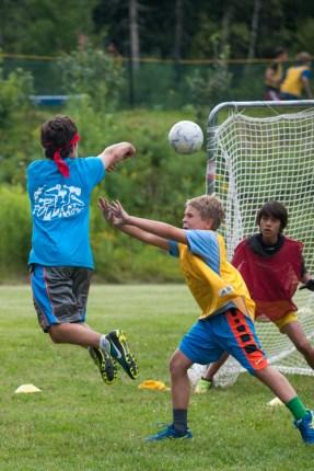 original game soccer ball tag sleepaway camp