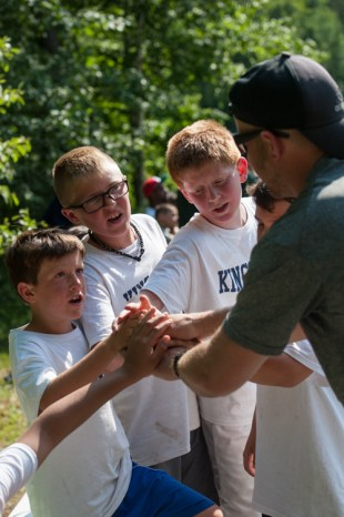 teamsports sportsmanship competition tournaments kingswood camp