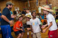 dining hall friendships kingswood camp for boys