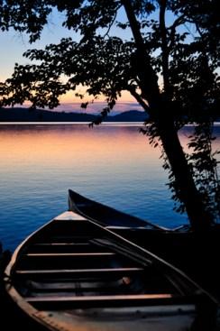 Sunset Point paddle
